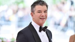 Uber co-founder Travis Kalanick steps down from board 7
