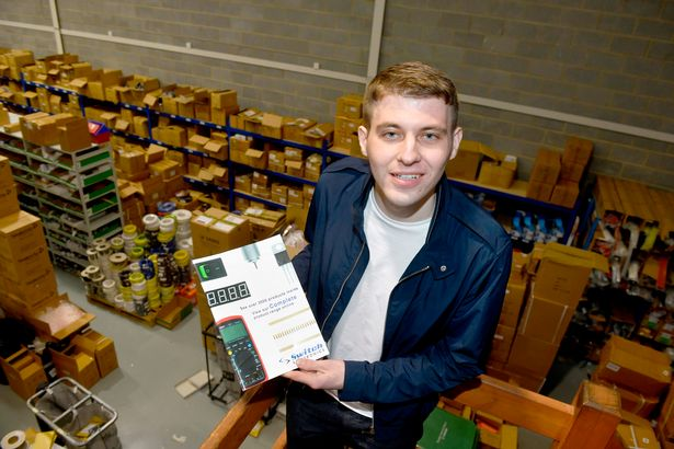 How Ben Ewart grew Hull electrical firm from teenage bedroom to £1m company 1