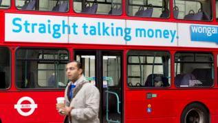Wonga borrowers 'to get just 4.3% of compensation claims' 1