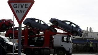 New car registrations fall to seven-year low 2