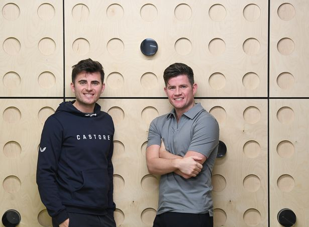 The ex-athlete brothers who signed Andy Murray now taking on the world with luxury sportswear brand Castore 1