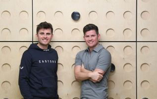 The ex-athlete brothers who signed Andy Murray now taking on the world with luxury sportswear brand Castore 3