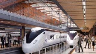 HS2: UK in talks with China over construction of high-speed line 1