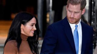 Harry and Meghan to end use of 'SussexRoyal' brand 1