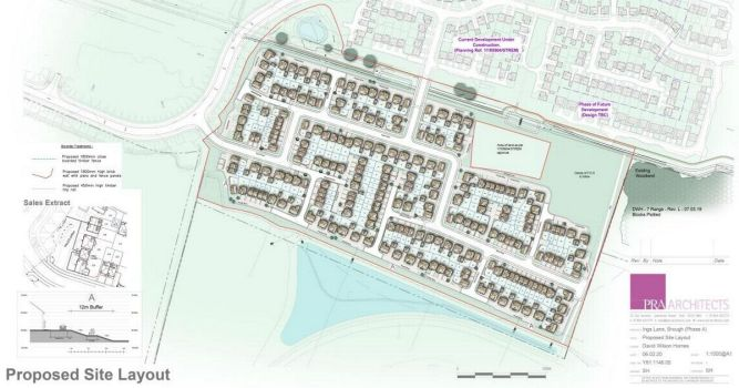 225 new homes planned as part of East Yorkshire town's next phase of development 4