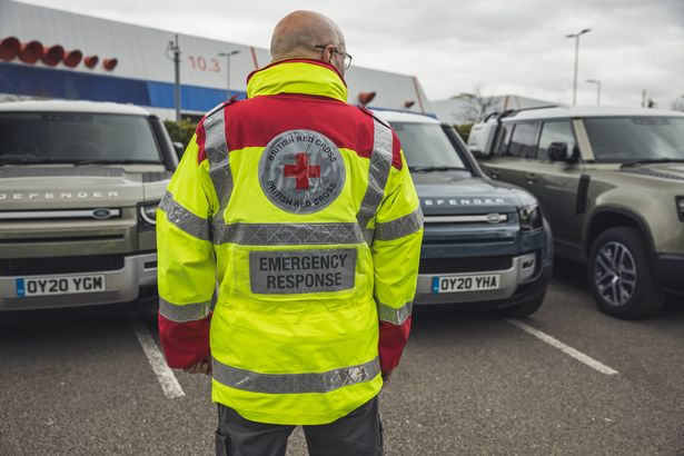 Jaguar Land Rover supplies fleet of vehicles to British Red Cross 1
