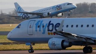 Struggling airline Flybe 'set to collapse within hours' 4