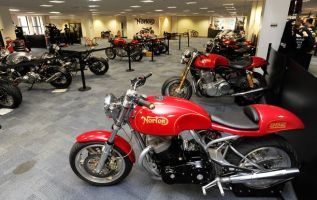 Norton Motorcycles bought by Indian firm TVS Motor Company 2