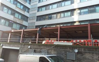 Shocking images of unfinished development investors fear may never be finished 3