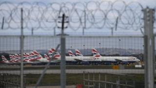 BA expected to suspend 36,000 staff 9