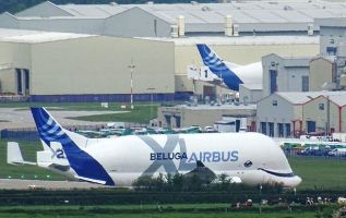 Hundreds of workers at Airbus sites in the UK put into furlough 2