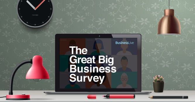 Join the Great Big Business Survey and help shape the Covid-19 recovery 1