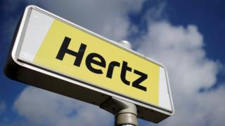 Hertz: Car rental firm files for US bankruptcy protection 1