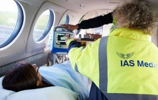 Ambulance service IAS Medical secures £1.16m to safeguard its future 2