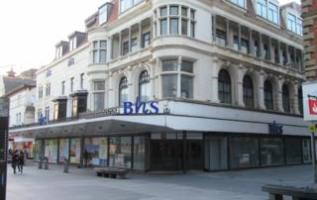 One in four BHS stores remain vacant four years after collapse 2