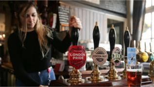 Fuller's pub chain says home working could cost one in 10 jobs 2