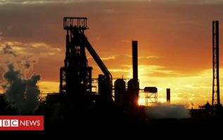 Tata: Concern over future of Port Talbot steelworks 2