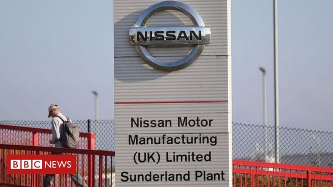 Nissan says Brexit deal 'positive' and commits to UK 1