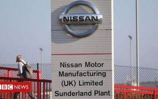 Nissan says Brexit deal 'positive' and commits to UK 3