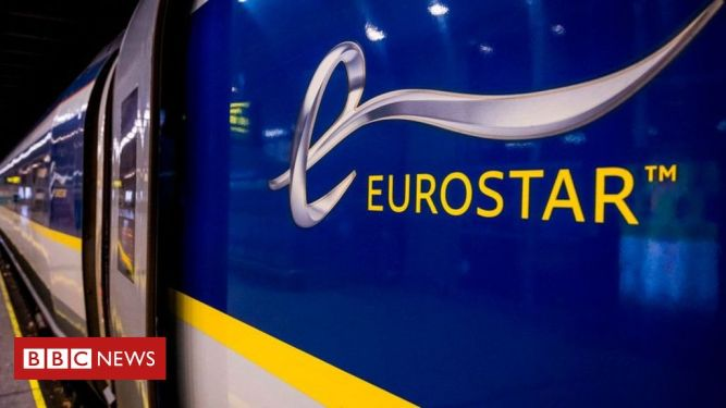 Eurostar: Government urged to 'safeguard' rail firm's future 1
