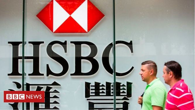 HSBC shifts focus from west to east as profits dive 1