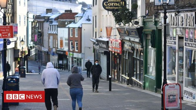 Budget 2021: £5bn fund to help High Street recover from Covid 8