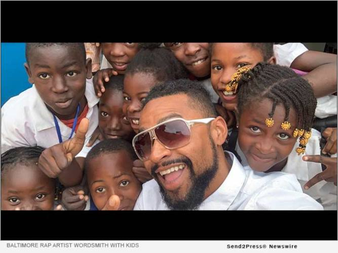 Children's Chorus and Rap Artist Tell Maryland 'Sing a New Song!' 8