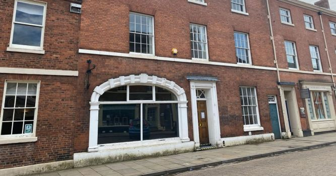 Private investor snaps up historic office building 1