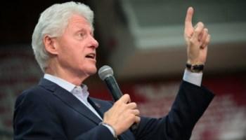 Bill Clinton jd sues cia