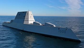 navy uss zumwalt