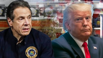Cuomo attempts to deflect blame of deadly nursing home coronavirus debacle on to Trump