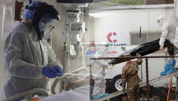As US coronavirus death toll mounts, so does the belief by some that it is exaggerated
