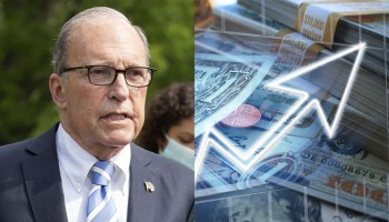 Economy is 'off to the races' on V-shaped recovery: Kudlow