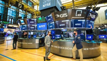 Stocks soar as Trump weighs $1T infrastructure plan, retail sales rebound