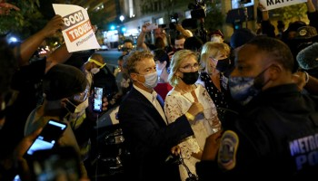 Sen. Rand Paul thanks DC cops for saving him from 'crazed mob' after RNC