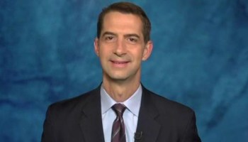 Tom Cotton promises to 'expose' Biden as 'weak and wrong for America' in RNC speech