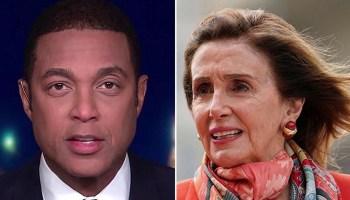 CNN's Don Lemon calls out Pelosi over salon trip, knocks 'setup' claim