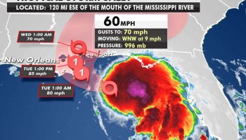 Mandatory evacuations ordered in these states amid hurricane warning in Gulf