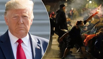 Trump to visit riot-hit Kenosha, after promising 'no tolerance' for violence