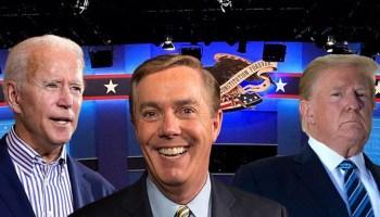 Moderator of 2nd presidential debate tweets 'odd' message to fierce Trump critic, raises bias concerns