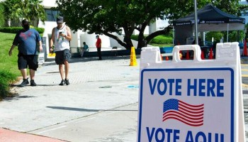 Democrats turning out at lower rates than Republicans in Miami