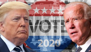 Fox News Poll: Biden's lead over Trump narrows slightly to 8 points