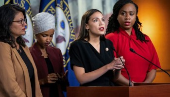 Progressives, including 'Squad,' release agenda to push Biden to the left