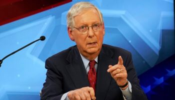 McConnell: Trump '100 Percent Within His Rights' to Weigh Legal Options on Election