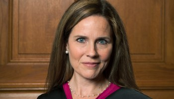 Trump's appointee Barrett takes part in first Supreme Court arguments