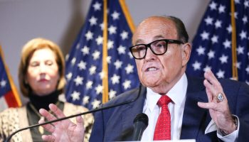 Rudy Giuliani: Georgia House Needs 'Courage to React' to Election Fraud