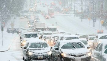 Winter Storm Wallops US Northeast