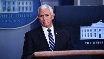 Pence: Constitution 'Constrains Me' From Rejecting Electoral Votes