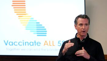 California Governor Admits Mistakes, Says Recall Unjustified