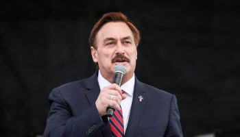 MyPillow CEO Mike Lindell Says He's Launching Social Media Website After Twitter Ban